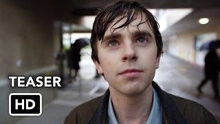 The Good Doctor (ABC) Teaser Promo HD - Freddie Highmore medical drama