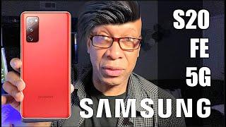 04. Samsung Galaxy S20 FE 5G (Fan Edition) Basic Setup Guide
