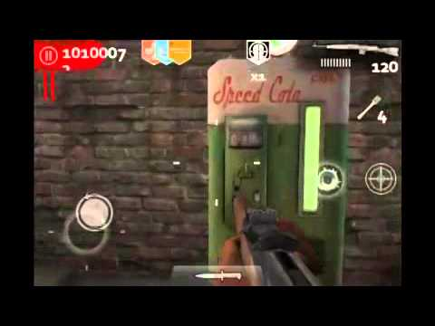 Call of Duty WaW Zombies ios: Der Riese