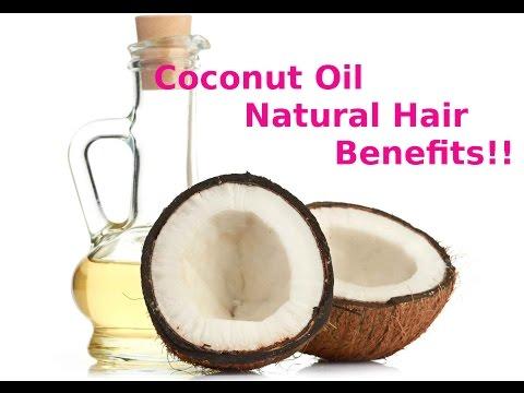Hair Oil: Benefits of Coconut Oil for Hair