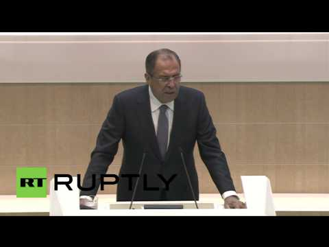 Russia: Moscow not opposed to Ukraine strengthening ties with EU - Lavrov