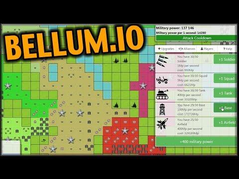 Bellum.io - Стратегия