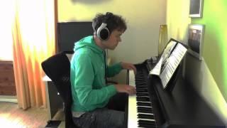 download lagu Zara Larsson - Uncover - Piano Cover - Slower gratis