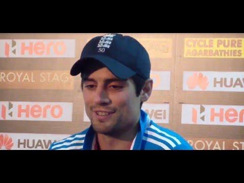 3rd ODI Post Match Press Conference - England in Sri Lanka 2014