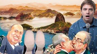 Fábio Rabin - Rio de Janeiro Caótico / Cunha / Coreia do Norte
