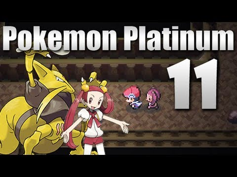 Pokmon Platinum - Episode 11