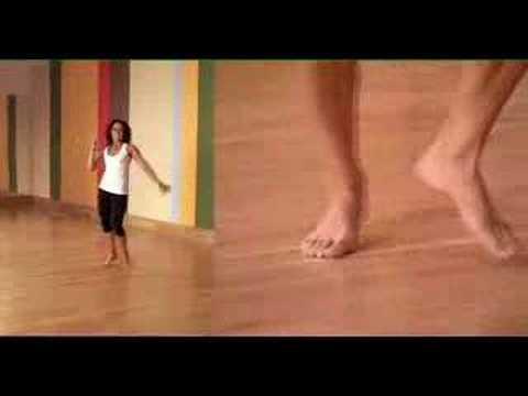 Samba tánc - haladó