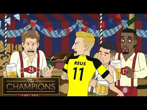 The Champions - Episode 4
