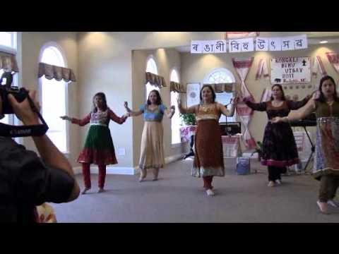 Dance - Mera Jhumka Uthake Raleigh