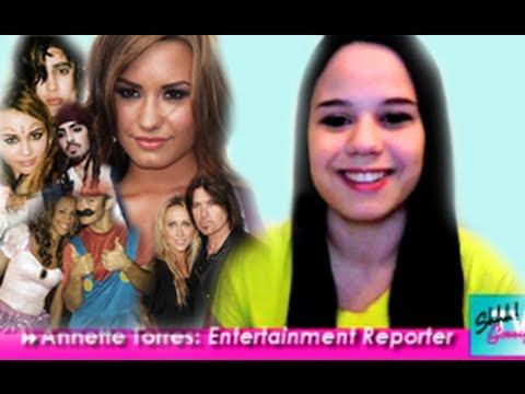 Demi Lovato enters REHAB, Miley's parents DIVORCE & Teen celebs celebrate HALLOWEEN!