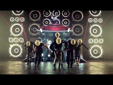B.a.p - Warrior (워리어) M v video