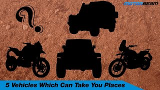 5 Vehicles That Can Take You Places | MotorBeam