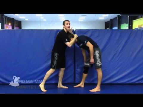 MMA 121 - Tips For The Muay Thai Clinch / Double Neck Clinch Image 1