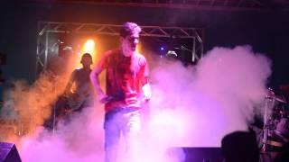 Dudu e Forró Sacaninha na Blackout Hot Fest em Goiana, gravado pelo Blog do Anderson Pereira