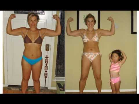 P90x Results Changed My Life! Female | Busy Mom - YouTube