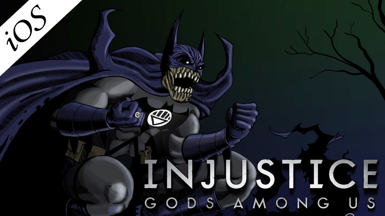 Injustice Gods Among us Blackest Night Batman us Blackest Night Batman