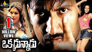 Okkadunnadu Full Movie || Gopichand, Neha Jhulka