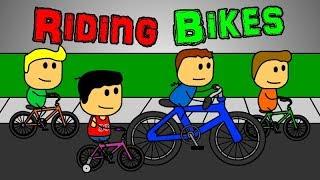 Brewstew - Riding Bikes