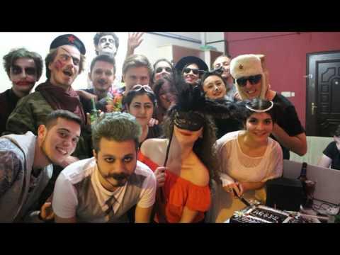 AEGEE-Eskişehir Sinema Çalışma Grubu Dönem Sonu Videosu