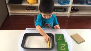 Montessori Sand Tray - Unedited Version