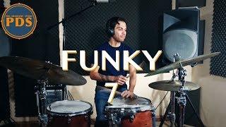 Tocando Funk en 7/4