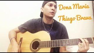 download musica Ensinando Dona Maria - Thiago Brava Simplificada