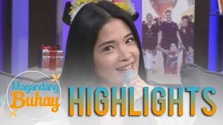 Magandang Buhay: Yam Concepcion gives her message to her bashers