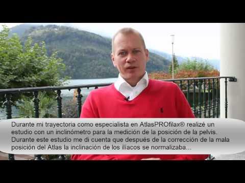 Entrevista AtlasPROfilax®: D.O. Matthew Voigts habla sobre su estudio Atlas e Inclinación Pélvica