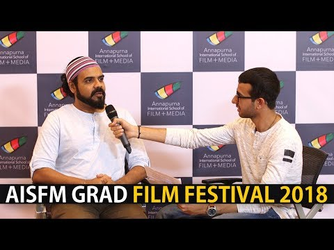 Short Films At AISFM Grad Film Festival 2018 |  Tollywood @AISFM Grad Film Festival 2018