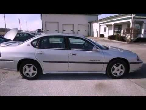 Used 2002 Chevrolet Impala Stoughton WI
