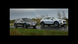 NEW 2020 Volkswagen Touareg vs Audi Q8 Comparison Review (side By Side) By TopInsura