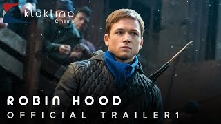 2018 Robin Hood Official Trailer 1 HD Lionsgate