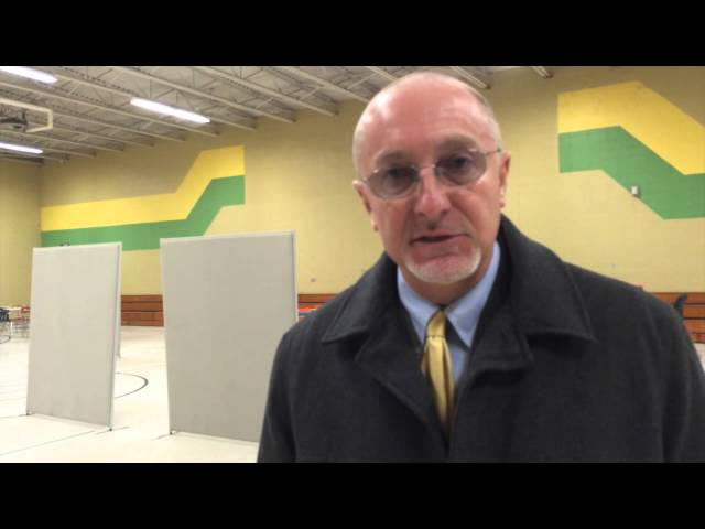 Superintendent Alan Faulk speaks | The News Reporter