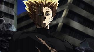 Garou GOD vs S Class Hero (Saitama) in Final Fight,One Punch Man season 2