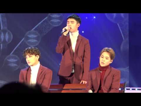 151210 EXO SING FOR YOU 쇼케이스 SING FOR YOU