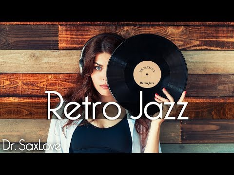 Retro Jazz • Soft Jazz Instrumental Music for Relaxing, Dining, Reading, and Studying