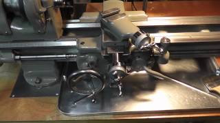 Southbend Lathe Oiling and Cleaning