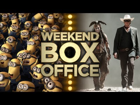 Weekend Box Office - July 5-7 2013 - Studio Earnings Report HD