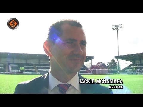 Dundee United - Jackie McNamara post match v St Mirren 30.08.2014