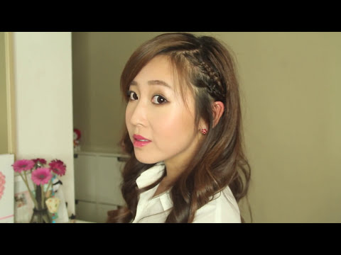 Easy Everyday Hairstyle