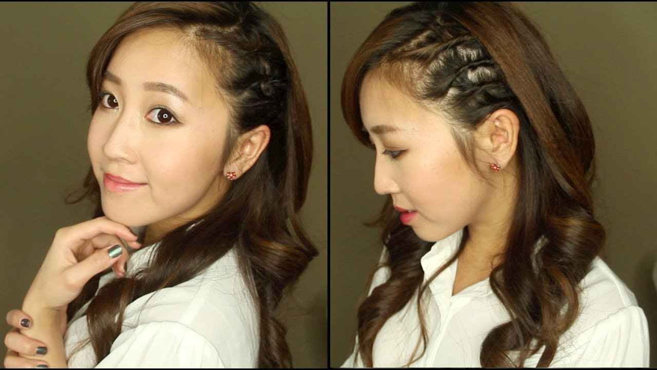 simple everyday hairstyles : Easy Everyday Hairstyle - YouTube