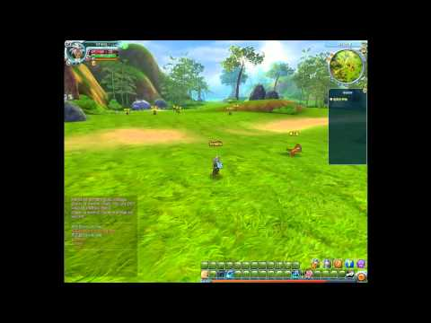 Dragon Ball online(Gameplay)
