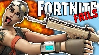 Fortnite Funny Fails And WTF Moments!! Ep #1