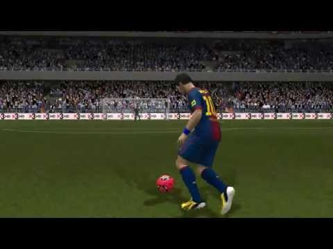 Lionel Messi's Maradona Goal in FIFA 13 (Spanish Commentary) [HD]