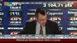 Olivier Delamarche - 01 Novembre 2011 - BFM Business 01 11 2011.mp4