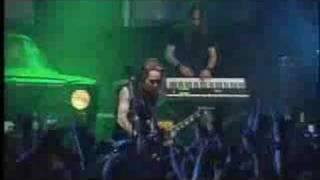 Клип Children Of Bodom - Living Dead Beat (live)
