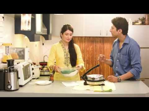 BALTRA Roti-Maker Complete Demonstration