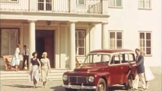 Volvo Duett — reklamfilm 1956