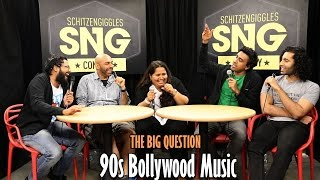 SnG: 90s Bollywood Music Ft Sumukhi Suresh  | The Big Question Episode 36 | Video Podcast