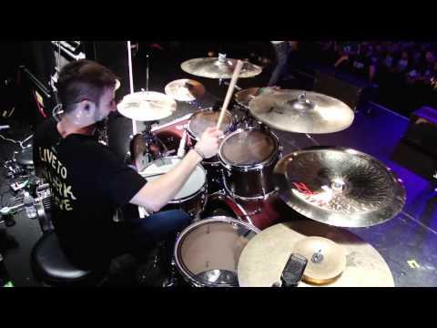 "August Burns Red - ""Mariana's Trench"" (MATT GREINER DRUM VIEW) LIVE thumbnail"